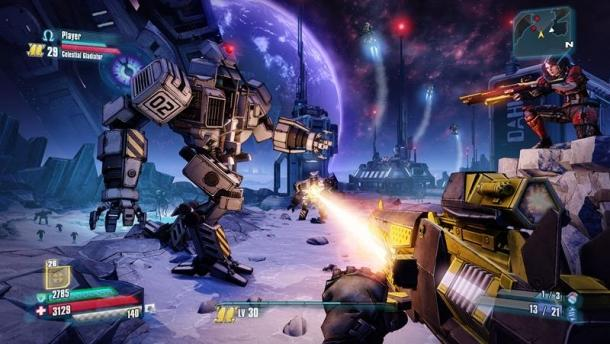 Десять основных моментов, которые мы узнали о Borderlands: Pre-Sequel Borderlands: The Pre-Sequel