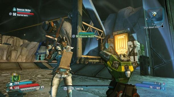 Lady Hammerlock - новой персонаж Borderlands: The Pre-Sequel Borderlands: The Pre-Sequel